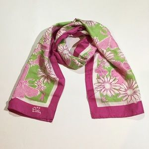 Lilly Pulitzer Butterfly Breast Cancer Awareness